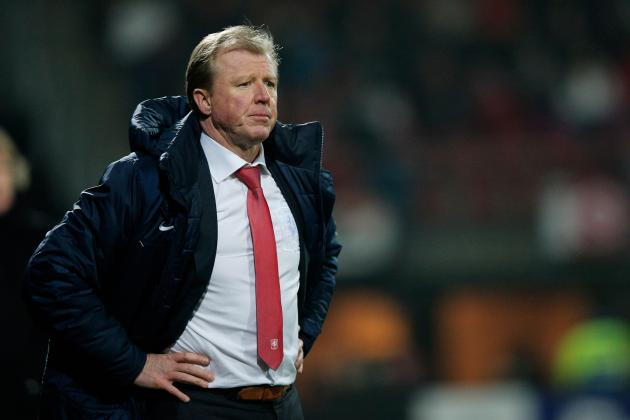 Former England Boss Steve McClaren Is Back on Track at Derby County