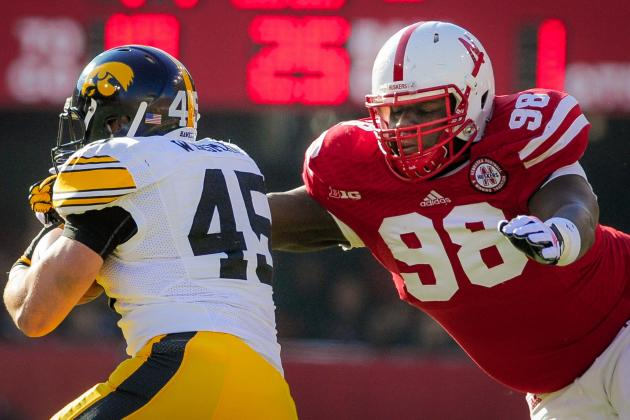 Iowa vs. Nebraska: Live Game Grades and Analysis for the Cornhuskers