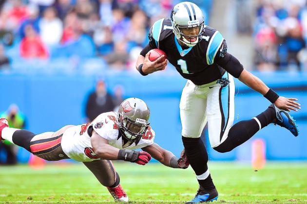 Tampa Bay Buccaneers vs. Carolina Panthers: Live Score, Highlights and Analysis