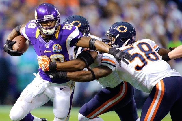 Bears vs. Vikings: Live Score, Highlights and Analysis