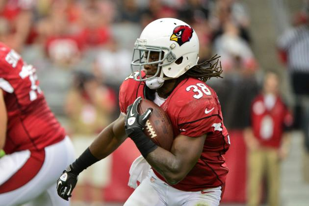 Andre Ellington Injury: Updates on Cardinals RB's Knee and Return