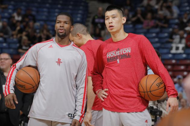 Jeremy Lin's Absence Opens Door for Aaron Brooks to Make Impact
