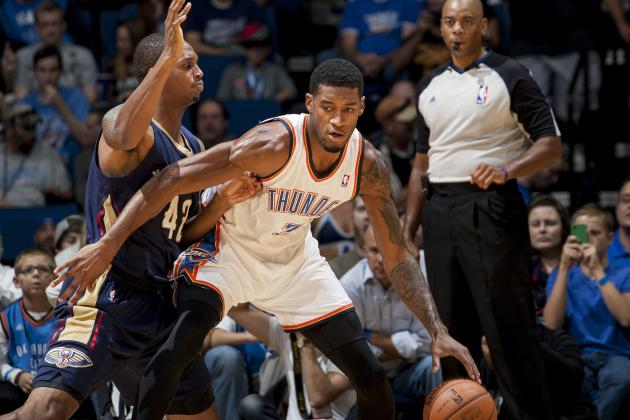 Does Perry Jones III Deserve More Minutes for the Oklahoma City Thunder?