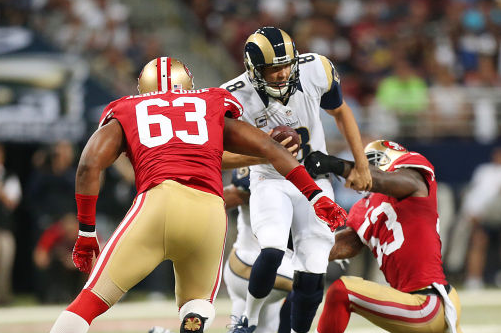 Rams Ready for Rematch with 49ers