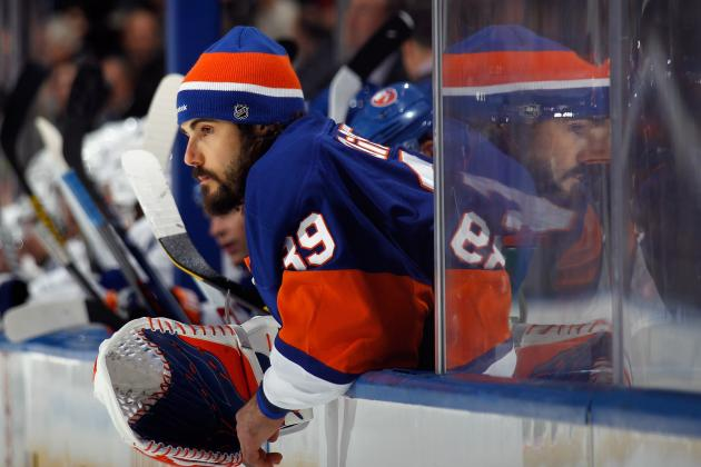 What Went Wrong in Rick DiPietro's Once-Promising Career?