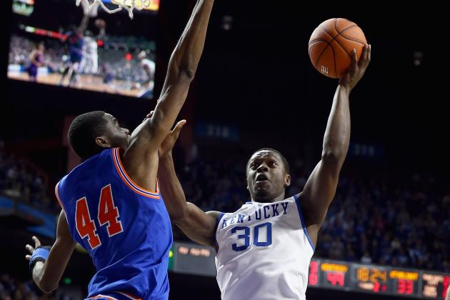 Breaking Down Julius Randle's Chances at National Player of Year