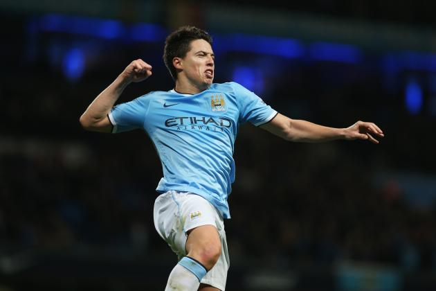 Analysing Samir Nasri's Performance vs. Swansea City