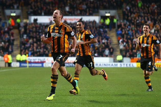 Premier League Week 13 Standout Stats: Upset Win Makes History for Hull
