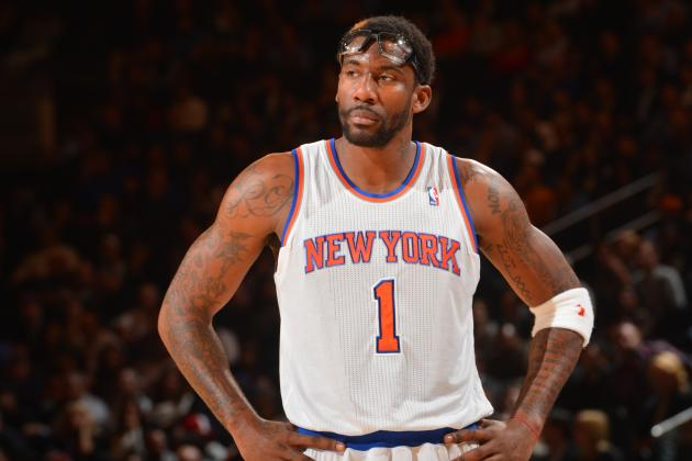 Should Amar'e Stoudemire Be Playing More Minutes for NY Knicks?