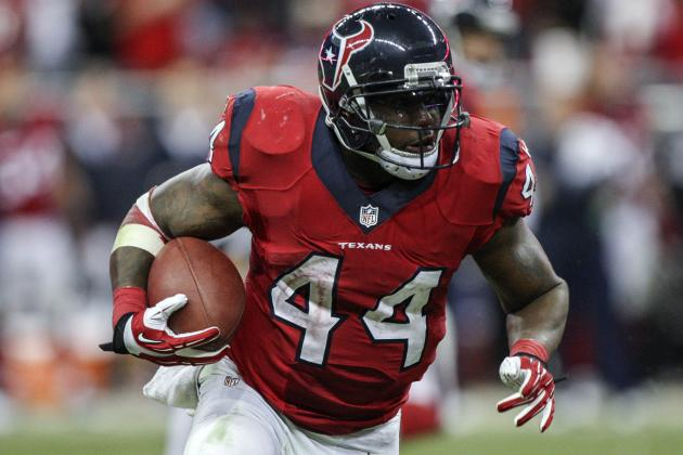 Ben Tate's Instant Fantasy Reaction Heading into 2013 Fantasy Playoffs