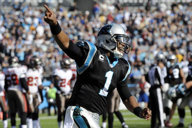 Cam Newton's Instant Fantasy Reaction Heading into 2013 Fantasy Playoffs