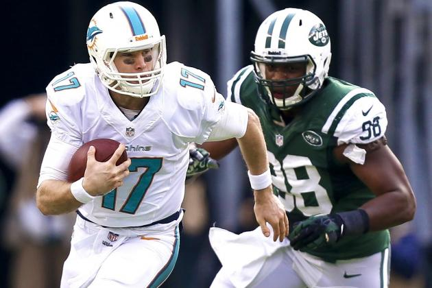 Miami Dolphins vs. New York Jets: Live Score, Highlights and Analysis
