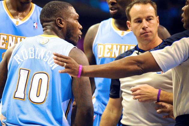 Nate Robinson Speaks out Against NBA Referees: 'They Hate Me, They Hate Me'