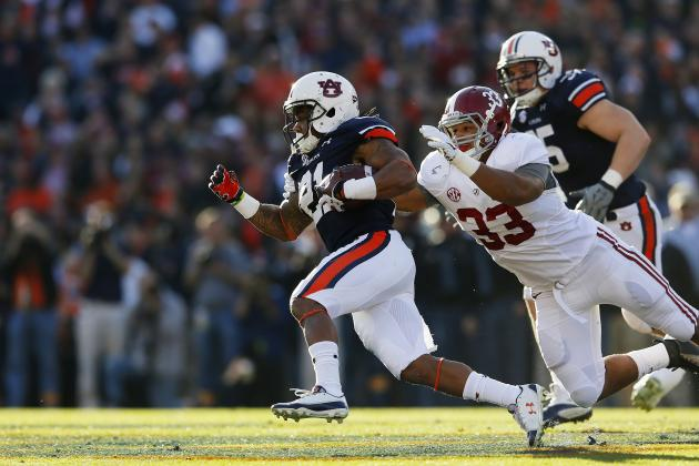 Top NFL Draft Prospects to Watch in SEC Title Game