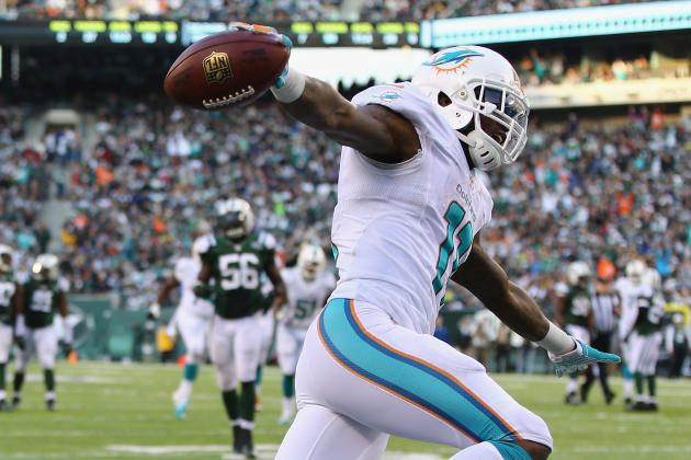 Miami Dolphins vs. New York Jets: Live Grades and Analysis for Miami