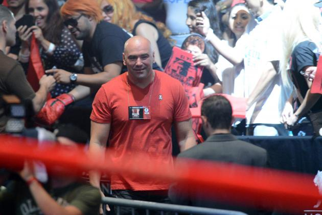 MMA Meets Boxing: Looking at Dana White's 'The Fighters'
