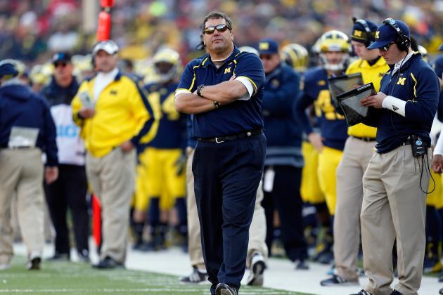 Michigan Football: Brady Hoke Should Always Coach Like the Underdog