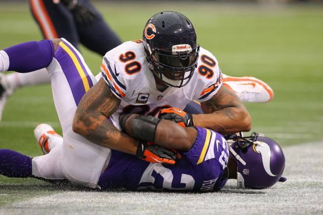 Bears vs. Vikings: Final Grades and Analysis for Chicago