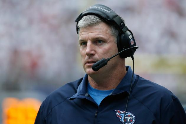 Tennessee Titans: Playoffs or Bust for Mike Munchak's Job