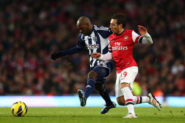Why Arsenal Don't Need West Brom's Youssouf Mulumbu