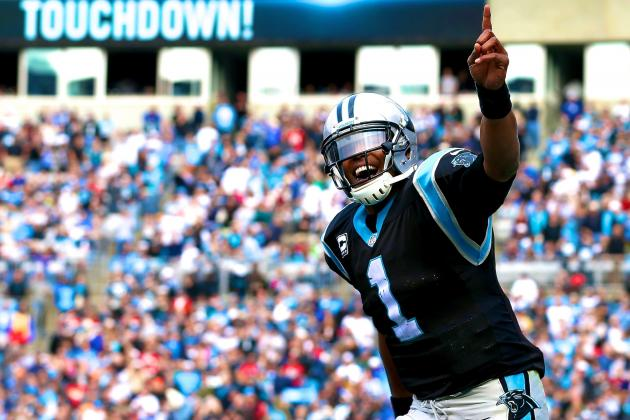 Panthers' 8-Game Win Streak Has Carolina Thinking Super Bowl