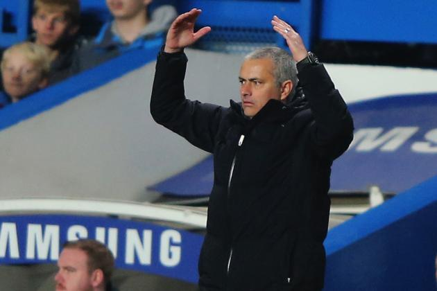 Why Jose Mourinho Is Right to Say Chelsea Do Not Need to Sign a Striker