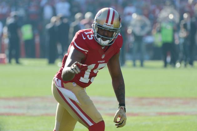 Michael Crabtree's Instant Fantasy Reaction Heading into 2013 Fantasy Playoffs