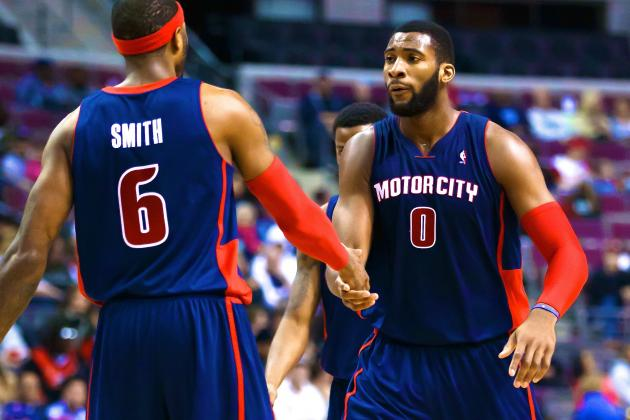 Andre Drummond Records Career-Best Night with Huge Line vs. Sixers