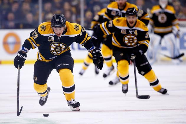 Will Bruins Forward Brad Marchand's Recent Revival Continue?