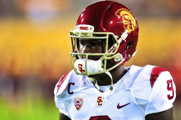 USC WR Marqise Lee Will Wait Until After Trojans' Bowl Game to Decide on NFL