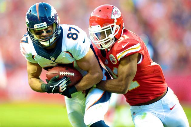 Denver Broncos vs. Kansas City Chiefs: Live Score, Highlights and Analysis