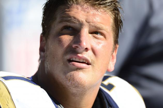 Rams Lose Jake Long to Concussion