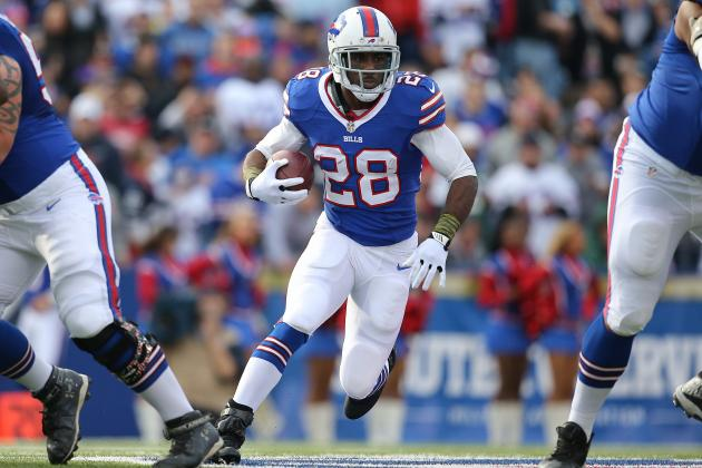 C.J. Spiller's Instant Fantasy Reaction Heading into 2013 Fantasy Playoffs