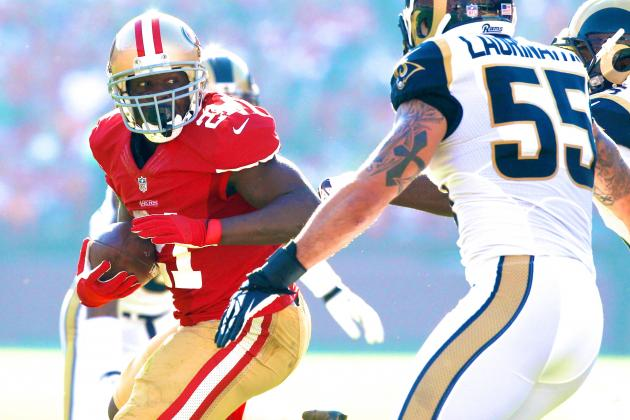 Rams vs. 49ers: Live Score, Highlights and Analysis