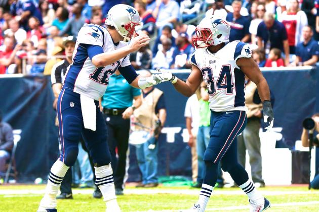 After Shaky Start to Season, Patriots Offense Back to Business as Usual