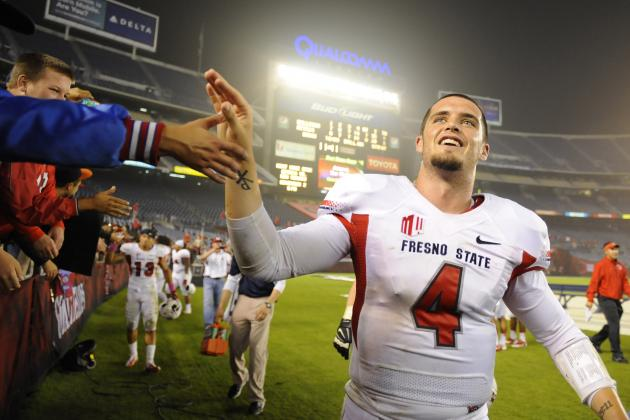 With Playoff Hopes Dashed, Cleveland Browns Must Look Ahead to 2014 QB Class