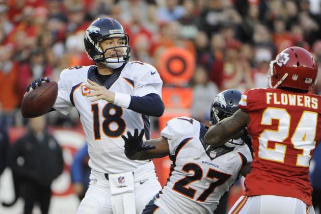 Manning, Decker Lead Broncos Past Chiefs 35-28