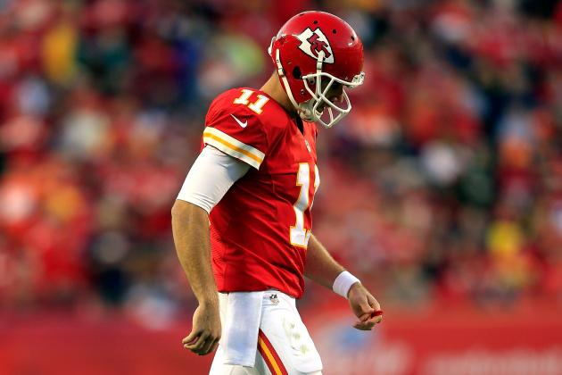 Chiefs Lose Grip on AFC West