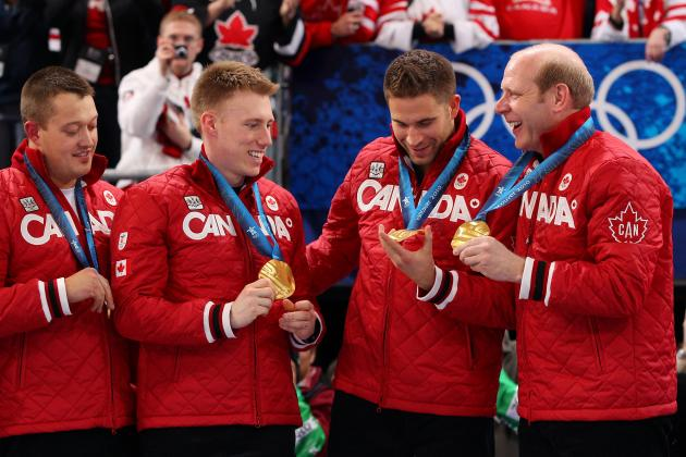 Roar of the Rings 2013: Previewing Top Draws in Canadian Curling Tournament
