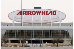 Struggle at Arrowhead Stadium during game leaves 1 man dead