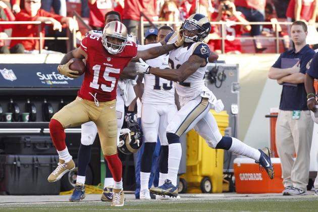 San Francisco 49ers Finally Have Championship-Caliber Receiving Corps