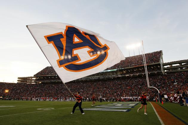 Auburn AD Says Keeping 1-Loss SEC Champ Out Is Un-American? It's Very American