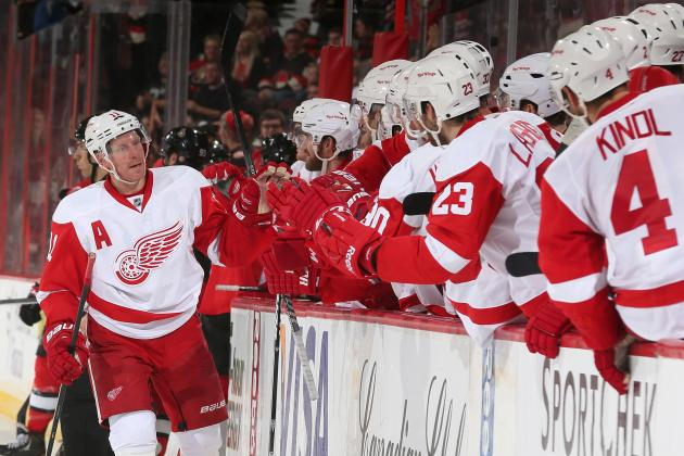 Detroit Red Wings Are Finally Turning the Corner in 2013-14