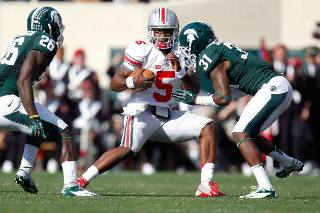 ESPN College GameDay Will Be at B1G Title Game for Ohio State vs. Michigan State