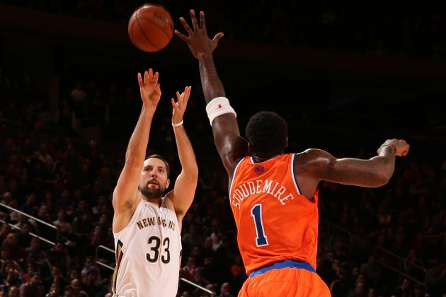 New Orleans Pelicans vs. New York Knicks: Live Score and Analysis