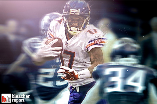 Inside Alshon Jeffery's Emergence as Game-Breaking NFL Wide Receiver