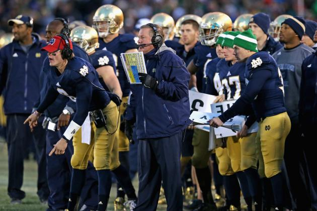 Notre Dame Football: 5 Things Irish Can Learn from Stanford Program