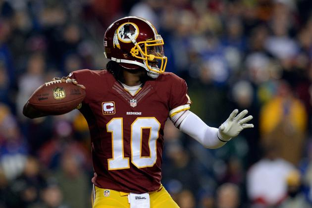 Robert Griffin III's Instant Fantasy Reaction Heading into 2013 Fantasy Playoffs
