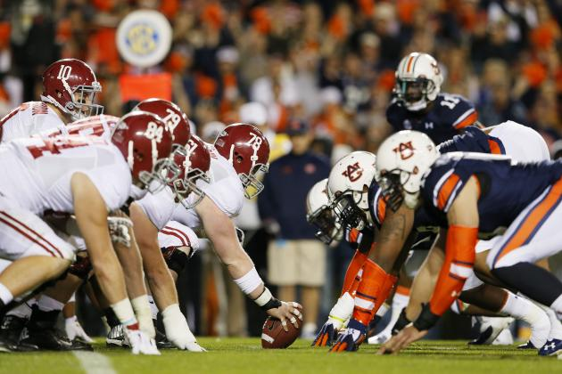 Alabama Football: How Does Loss to Auburn Affect Tide vs. Tigers Recruiting War