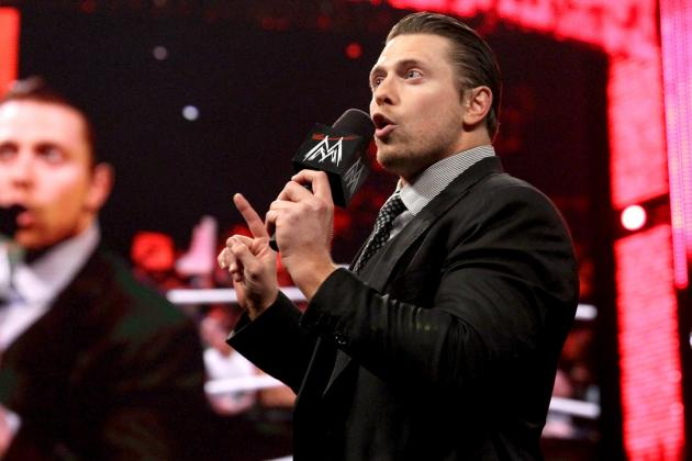 WWE's Miz Will Continue to Tread Water as a Heel